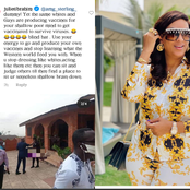 You'll Celebrate Fake Pastors, Murderers And Rapists But Hate On Gay People - Juliet Ibrahim Fumes