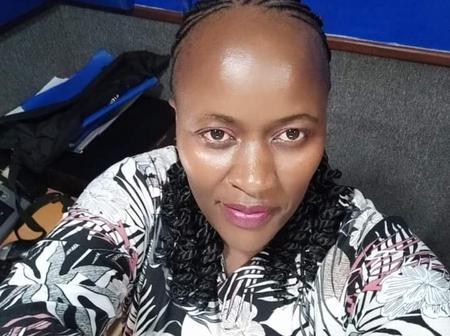 Kameme Fm's Wamucii Wa Kinyari Vows To Support Her Husband's Political Ambition