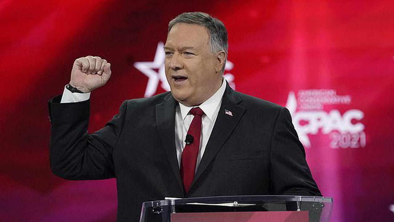 Lights, camera, POMPEO! Fox News signs former Secretary of State Mike to add to list of MAGA contributors including Kayleigh McEnany and Lara Trump