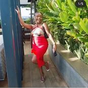 """Tobi Of """"Maria wa Kitaa"""" Steps Out Looking Like A Snack Days After Her Disappearance From The Show"""