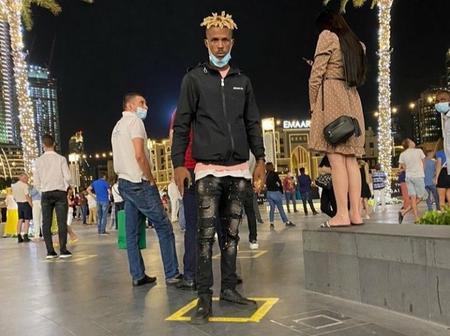 Voici les premières photos de Dj Deversailles à Dubaï qui mettent fin au débat sur son voyage
