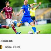 Opinion: 2 Things We Learned As Kaizer Chiefs Draw 0-0 With Stellenbosch