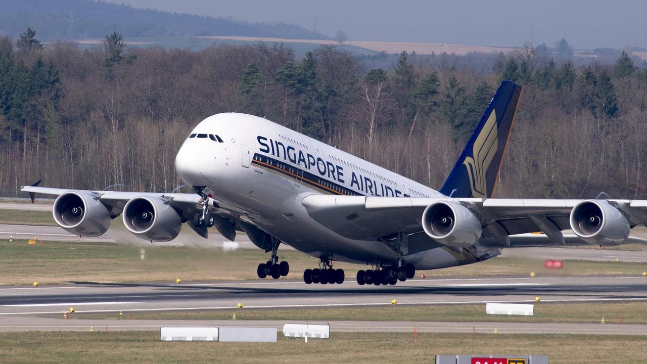 800 Singapore Airlines KrisFlyer Meilen für die Anmeldung