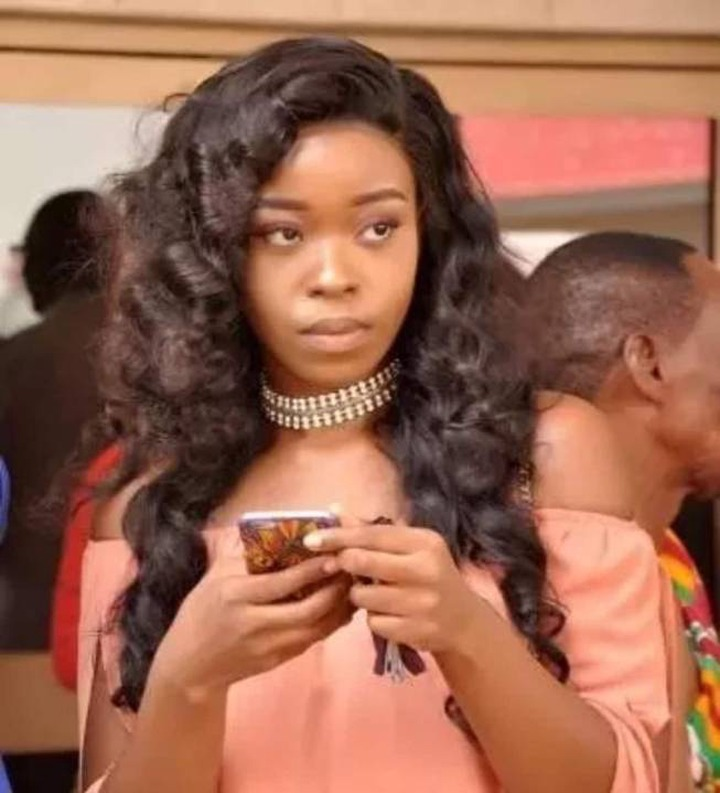 88e1c62f57682bc61ad5d9e371b223aa?quality=uhq&resize=720 - This Is The First Daughter Of Owusu Bempah Who Causes Stir With Her Beauty And Resemblance Of Him