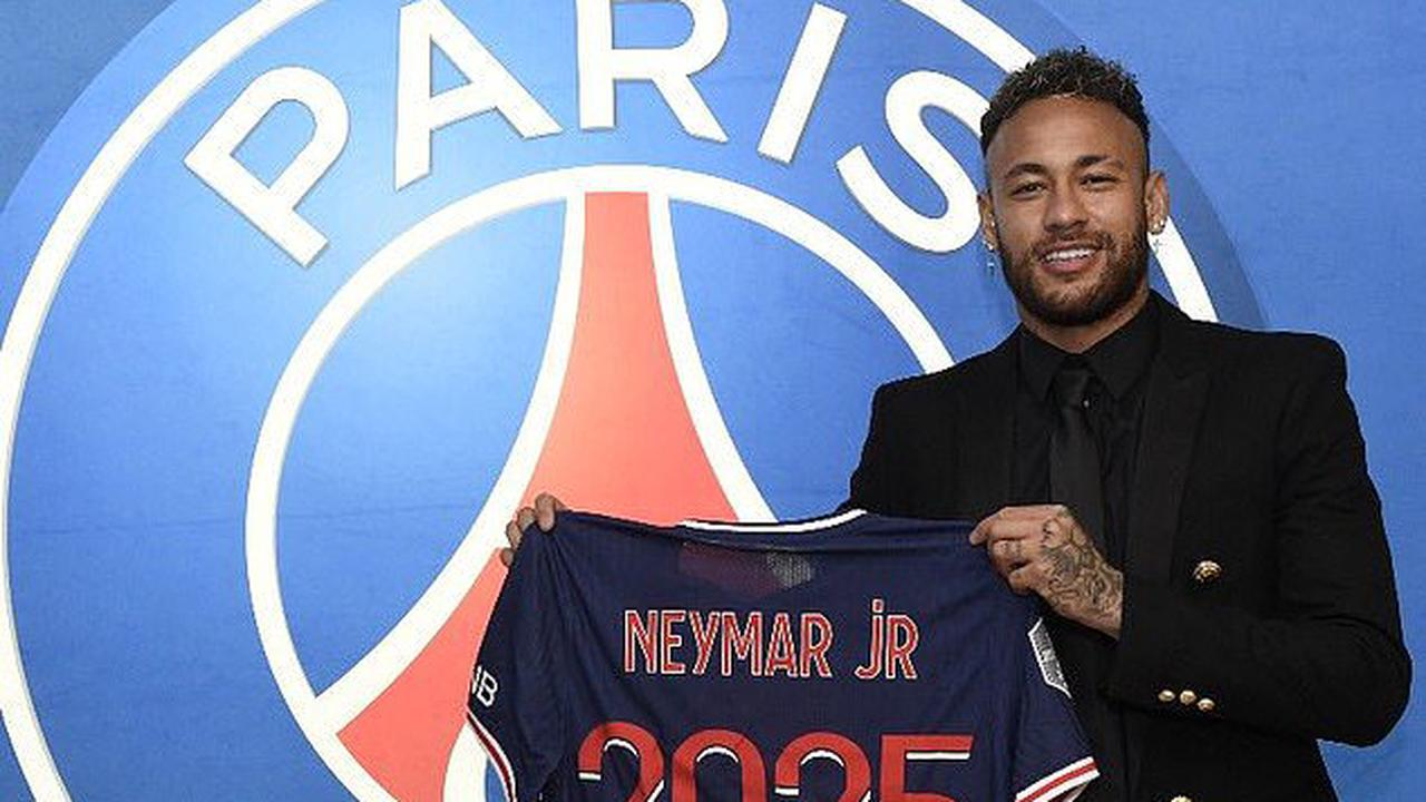 Barcelona 'feel USED by Neymar' after signing new deal with Paris Saint-Germain until 2025... with Brazilian 'having expressed a desire to return to the Nou Camp as he didn't feel there was a winning project in place in Paris'