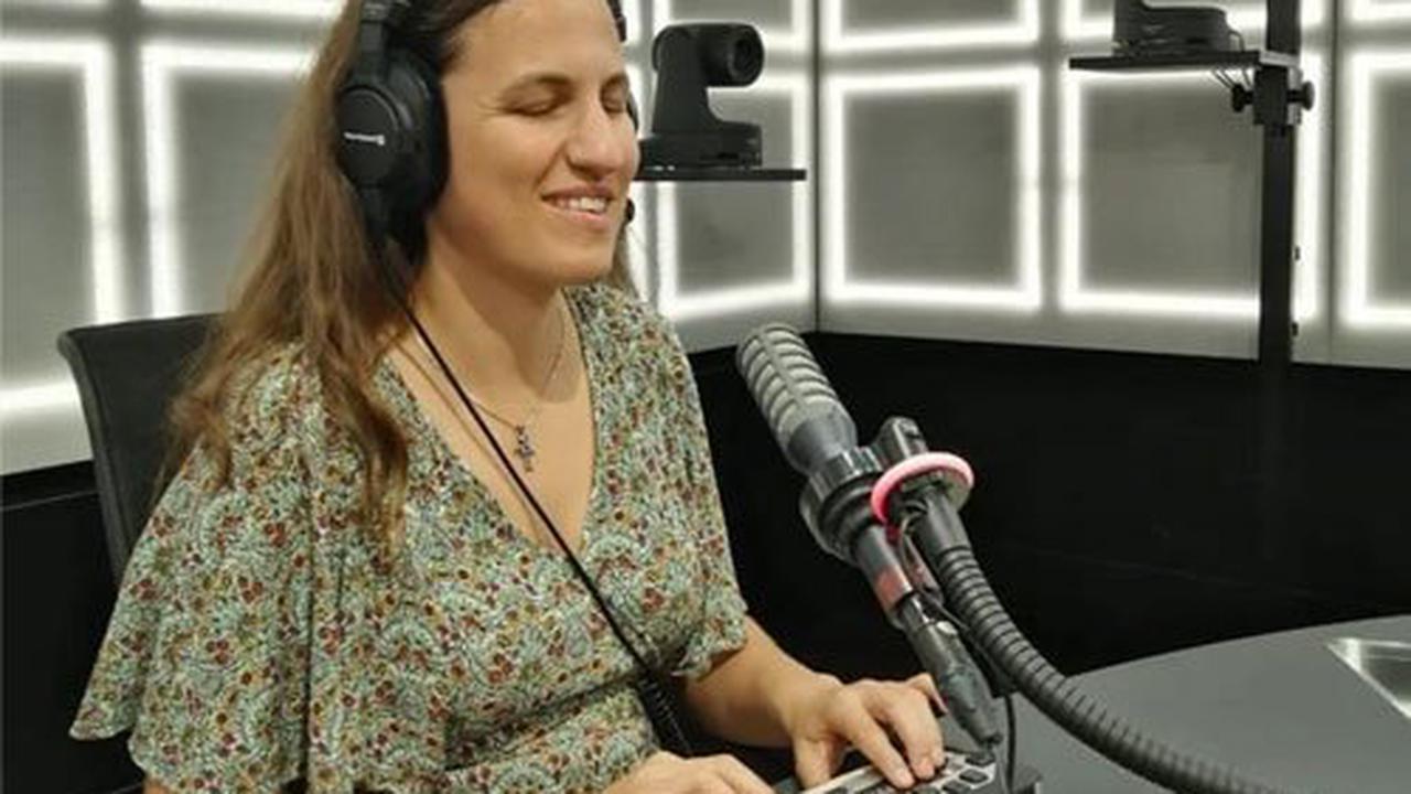 L. Bernard : journaliste aveugle, voix et caractère 'en or'