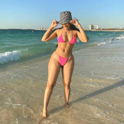 Thuli phongolo(Namhla)Body is hot, check some of her pictures