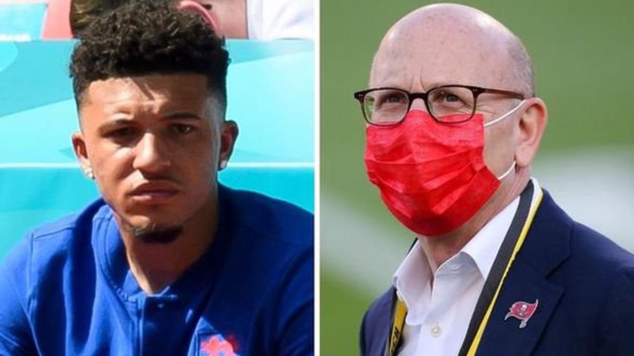 Joel Glazer delivers Man Utd transfer statement with Jadon Sancho deal close