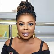 Ghanaian Actor Afia Goes Naked, See Fans Reaction