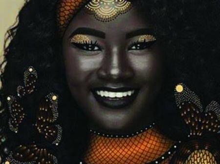 God Is A Great Creator: Meet The African Black Goddess, Khoudia Diop