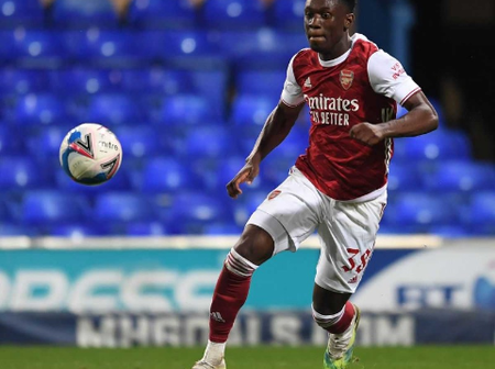 Arsenal Wonderkid On The Verge On Signing A New Deal With The Club