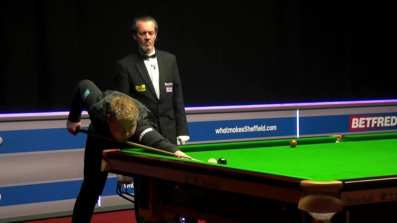 World Championship qualifying – Is 'mindboggling' Louis Heathcote shot the greatest in history?