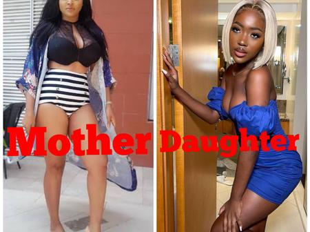 5 Nollywood Actresses And Their Beautiful Daughters (See Photos)