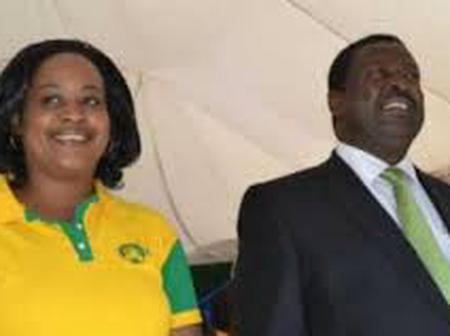 What You Didn't Know About Tessie Shangatti, Cancer Survivor And Wife To ANC Party Leader Mudavadi