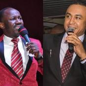 Should Members Treat Their Pastors As A Demigod? See What Apst Suleiman Answered Daddy Freeze.