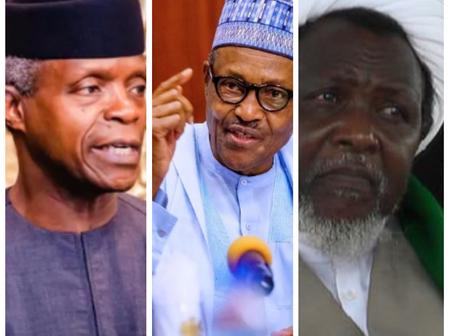 Today's Headlines: El-Zakzaky And His Wife Are Political Prisoners- US Govt, Osibanjo Speaks Again
