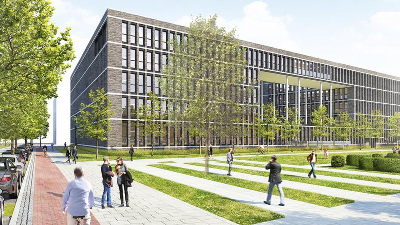 Justus Grosse baut für 50 Mio. Euro DMK-Zentrale in Bremen