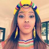 Sbahle Mpisane: Get to know her age, net worth, even her famous mother (see photos)