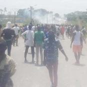 Résultats des législatives à Bouaflé: On a frôlé le pire, vive tension dans la ville