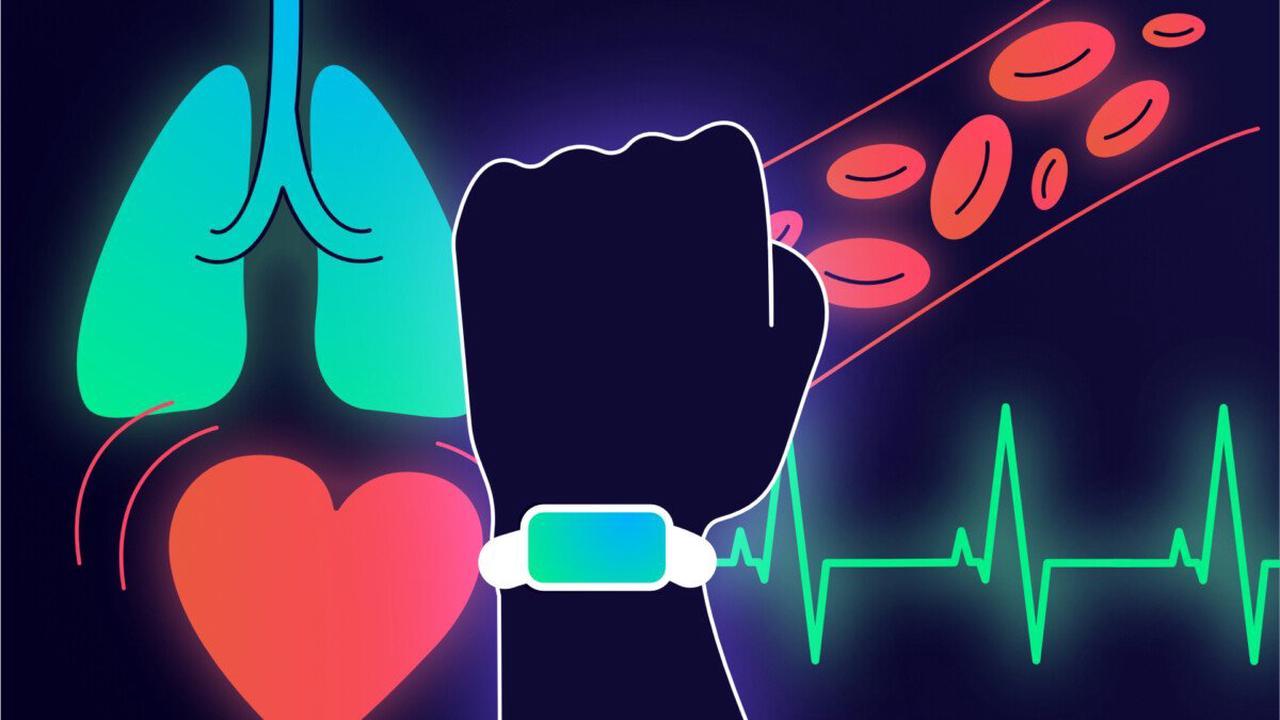 Rythme cardiaque, VO2max, SpO2, ECG : comment les montres connectées prennent soin de votre cœur