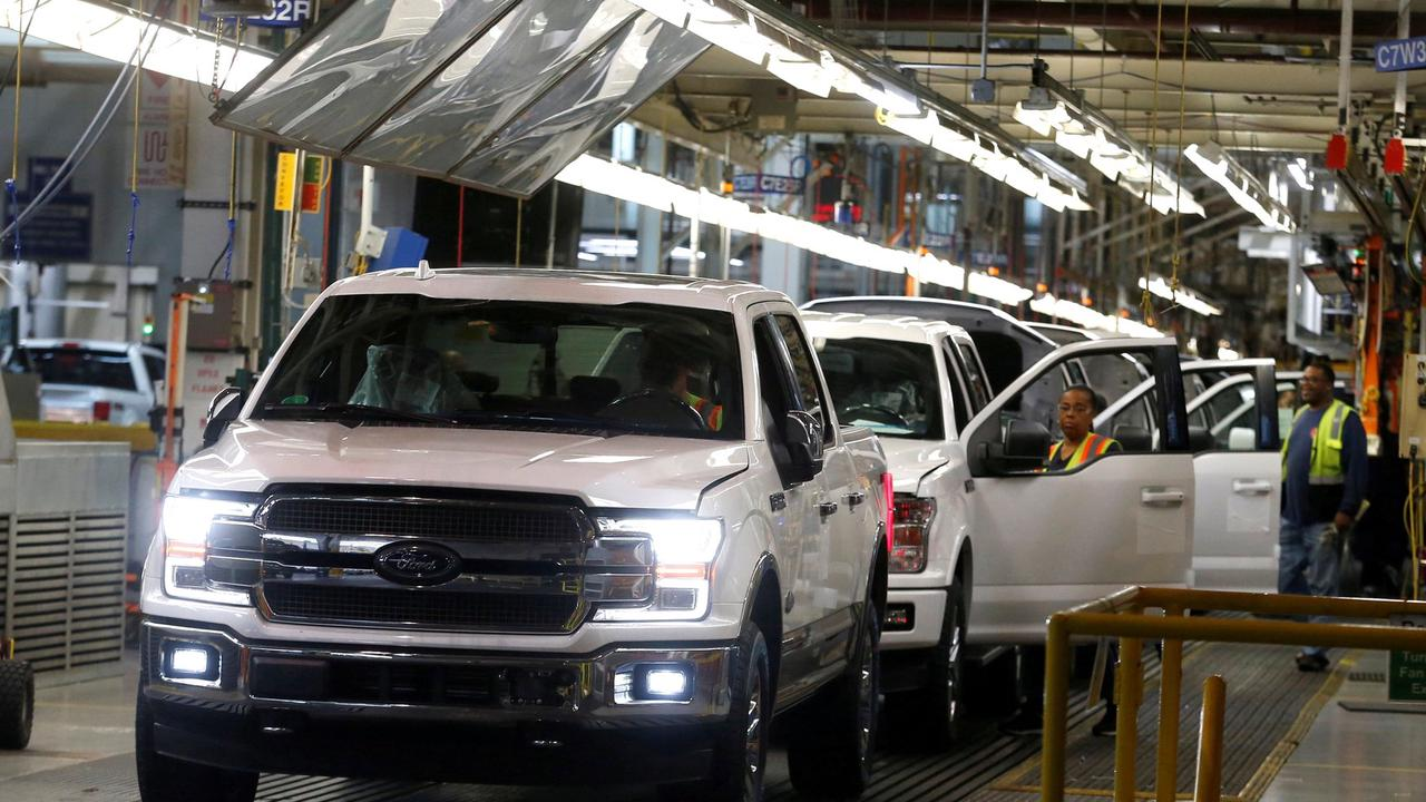 Ford details new production cuts due to global chip shortage