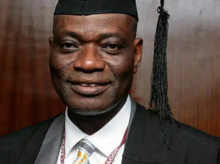 [Updated] See What Might Happen To Suspended UNILAG VC Prof Toyin Ogundipe