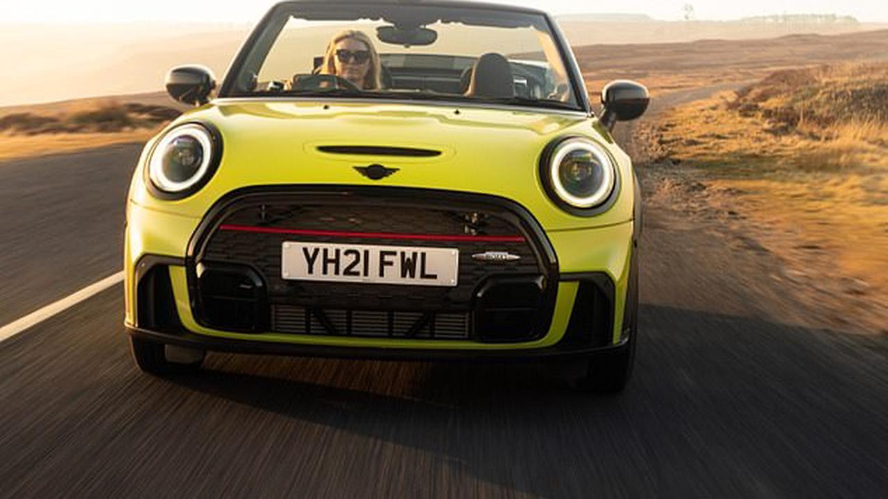 MINI happy returns: A big anniversary beckons for the legendary little car, its zippy reputation as strong as ever