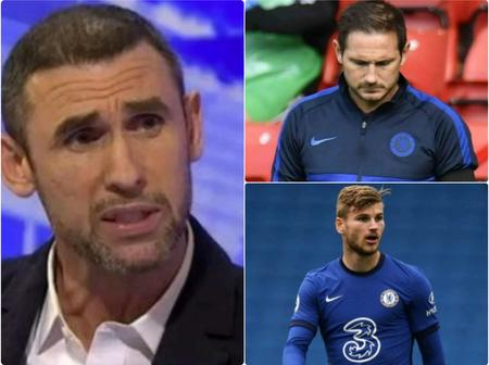 Arsenal Legend Blasts Lampard For Using Werner Wrongly At Chelsea.