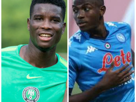 Victor Osimhen To Miss Algeria, Tunisia Friendly Matches, To Be Replaced By Onuachu