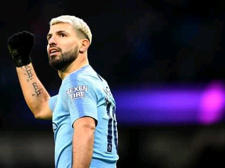 Manchester City striker Sergio Aguero will leave the club at the end of the season when his