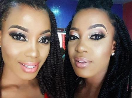 3 Beautiful Nollywood Actresses Who Are Identical Twins In Real Life