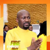 Check out reactions after Apostle Johnson Suleman shared a photo of his Queen.