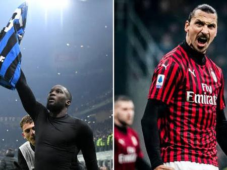 Zlatan Ibrahimovic response to Romelo Lukaku after the Milan derby