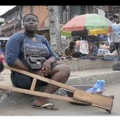 My Husband Ran Away With 500k That I Was Given By A Good Samaritan: Woman Narrates