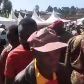 MP Kositany Shares This Video Alleging Tactics Used By Jubilee Candidate in London Ward Nakuru
