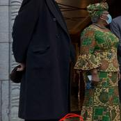 The Striking Thing That Happened As Dr Okonjo Iweala Officially Resumes Work Today At WTO, Geneva.
