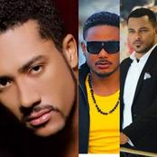 Top eight handsome male actors from Ghana