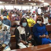 Bénédictions pour Laurent Gbagbo et Blé Goudé à Saint Jean-Baptiste et Notre-Dame de la Tendresse