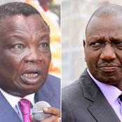 Crowds Are Not Votes, Atwoli Tells Ruto