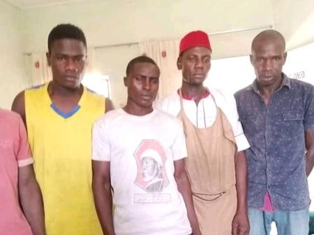 Ramadan: Kano Hisbah Arrested 8 Persons Allegedly Caught Eating Food While Fasting Started Today