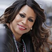 Regina Askia Shows Off Her Skill As She Plays Karaoke On Her Son's Guitar