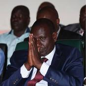 Blow to William Ruto as Jubilee Outlines This Plan Against him After Kositany Ouster