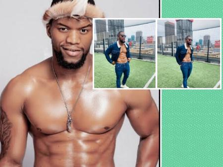 Women go insane after a South African actor Unzipped his jacket