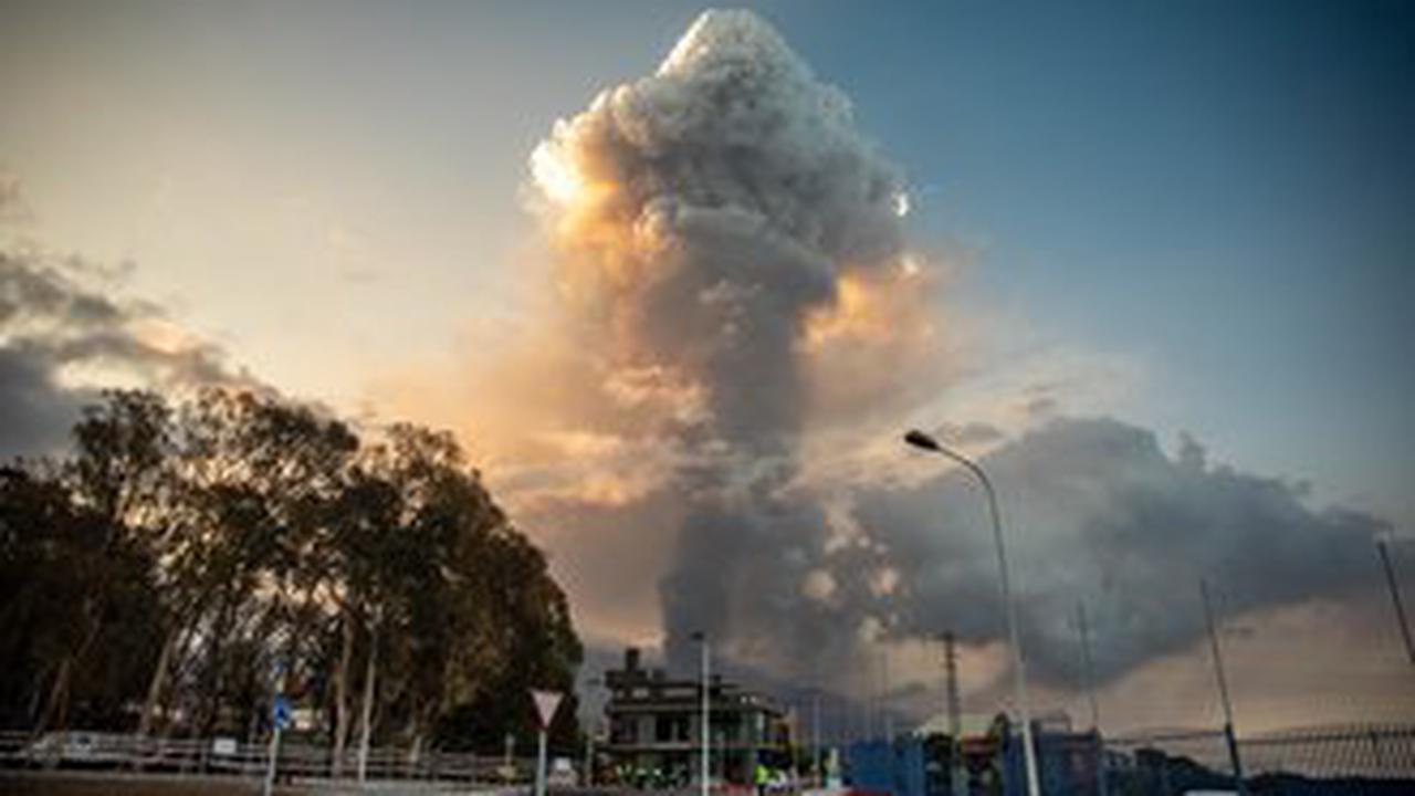 Vulkanausbruch auf La Palma: Teneriffa und La Gomera werden wieder angeflogen