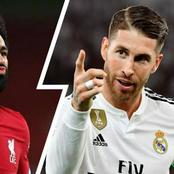 Liverpool's Champions league Hope's Still Alive After Madrid Confirm Some Players Have Covid-19