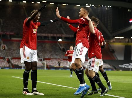 Man United set a new EPL historic record in their 2-1 comeback win over Brighton and Hove Albion