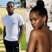 """People : Snobé par la chanteuse Rihanna, le rappeur Elow'n lui adresse un """" violent"""" message."""