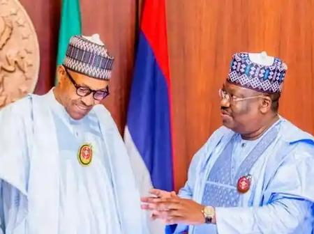 Buhari Receiving Wrong Advice From Some Ministers Senate President Lawan Alleges
