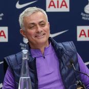 Read What Jose Mourinho Said After Losing 1:3 Against Manchester Utd In The EPL