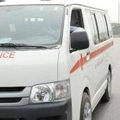 God have mercy: Army declines the entry of ambulance to help save wounded victims in tollgate, Lekki